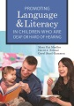Product Promoting Speech, Language, and Literacy in Childr