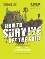 Product How to Survive Off the Grid
