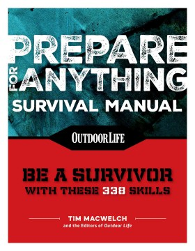 Product Prepare for Anything: Survival Manual