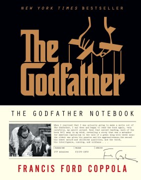 Product The Godfather Notebook