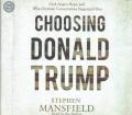 Product Choosing Donald Trump