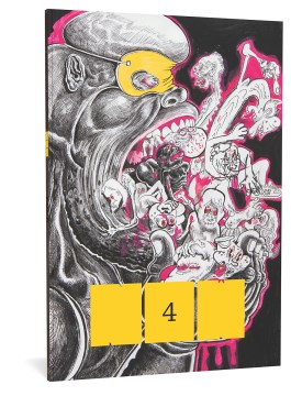 Product Now 4: The New Comics Anthology