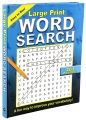 Product Large Print Word Search