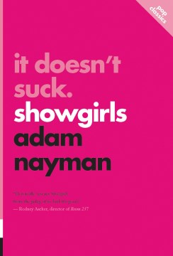 Product It Doesn't Suck: Showgirls