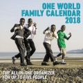 Product One World 2018 Family Calendar