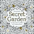 Product Secret Garden: An Inky Treasure Hunt and Coloring Book