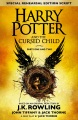 Product Harry Potter and the Cursed Child - Parts One and Two: The Official Script Book of the Original West End Production - Special Rehearsal Edition