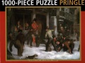 Product Jigsaw Puzzle - Snowball Fight by Pringle