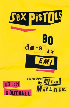 Product Sex Pistols: 90 Days at EMI