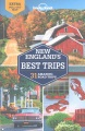 Product Lonely Planet New England's Best Trips: 31 Amazing Road Trips