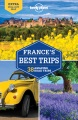 Product Lonely Planet France's Best Trips: 38 Amazing Road Trips