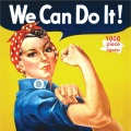 Product Rosie the Riveter Jigsaw