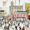 Product L. S. Lowry - Going to Work Jigsaw