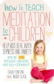 Product How to Teach Meditation to Children