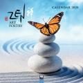 Product Zen Art & Poetry 2020 Calendar