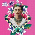 Product Adult Jigsaw Frida Kahlo Pink
