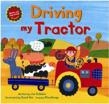 Product Driving My Tractor