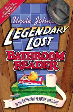 Product Uncle John's Legendary Lost Bathroom Reader