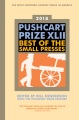 Product Pushcart Prize 2018