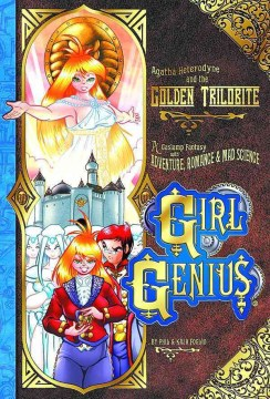 Product Girl Genius 6: Agatha Heterodyne and the Golden Trilobite