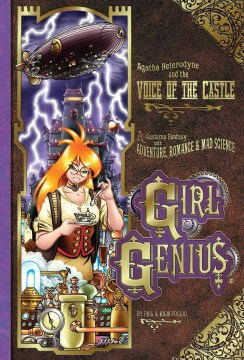 Product Girl Genius 7: Agatha Heterodyne & the Voice of the Castle