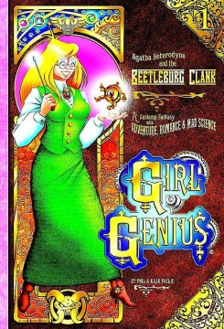 Product Girl Genius 1: Agatha Heterodyne and the Bettleburg Clank