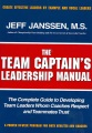 Product The Team Captains leadership manual: the completed