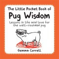 Product The Little Pocket Book of Pug Wisdom