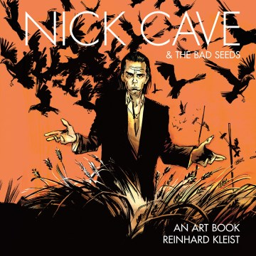 Product Nick Cave & the Bad Seeds: An Art Book