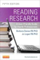 Product Reading Research