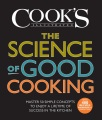 Product The Science of Good Cooking