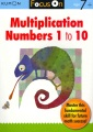 Product Multiplication Numbers 1 to 10