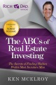 Product The Abcs of Real Estate Investing