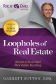 Product Loopholes of Real Estate