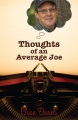 Product Thoughts of an Average Joe
