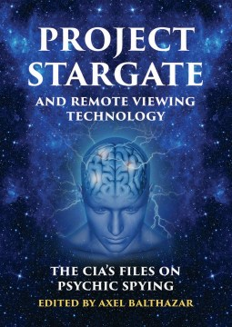 Product Project Stargate and Remote Viewing Technology