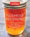 Product Foolproof Preserving