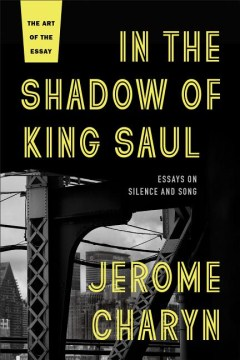 Product In the Shadow of King Saul: Essays on Silence and Song