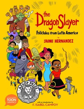 Product The Dragon Slayer: Folktales from Latin America: a Toon Graphic