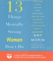 Product 13 Things Mentally Strong Women Don't Do
