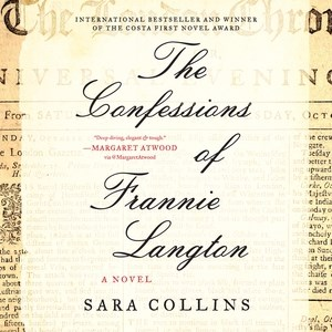 Product The Confessions of Frannie Langton: Library Edition