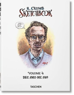 Product R. Crumb Sketchbook 4: Dec. 1982-Dec. 1989