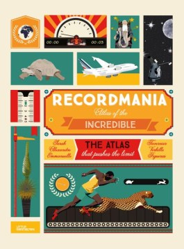 Product Recordmania: Atlas of the Incredible