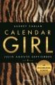 Product Calendar Girl