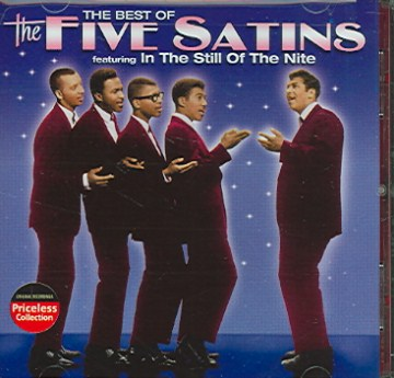 Product Best of the Five Satins [Collectables]