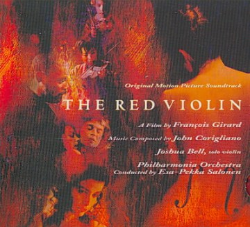 Product The Red Violin [Original Motion Picture Soundtrack]