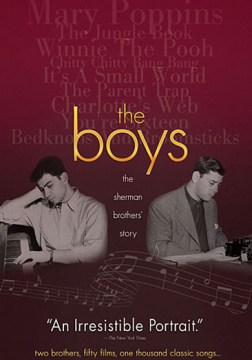 Product The boys: the sherman brothers' story