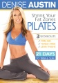 Product Denise Austin: Shrink Your Fat Zones - Pilates