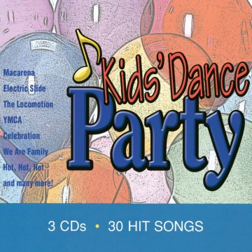 Product Kids' Dance Party [BMG Special Products Box Set]
