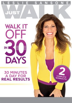 Product Leslie Sansone: Walk It Off in 30 Days